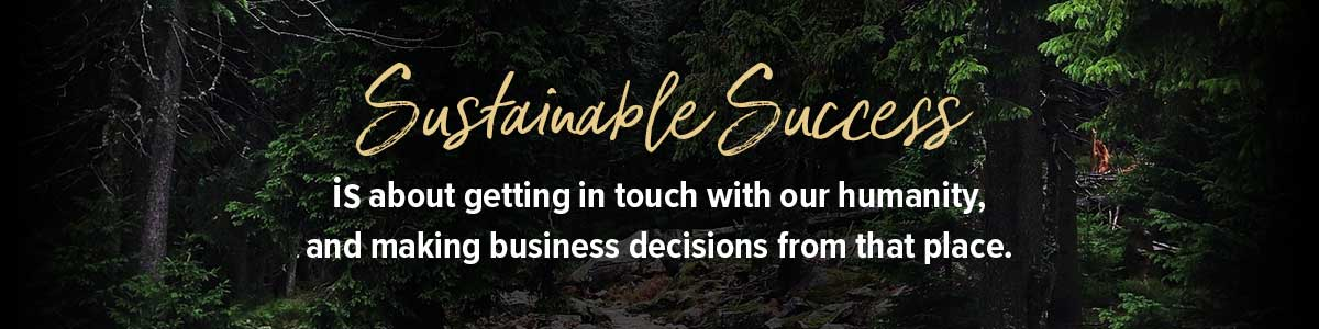 Sustainable Success