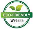 Eco-friendly Website