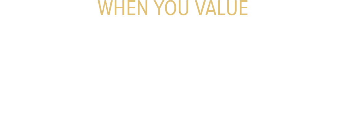 When you value people, purpose, and planet, profits come naturally